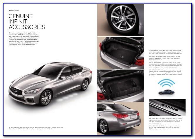 2014 Infiniti Q50 Brochure