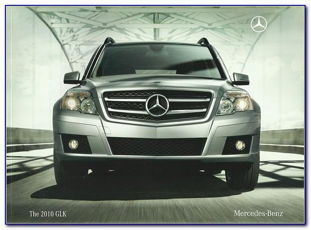 2015 Mercedes M Class Brochure