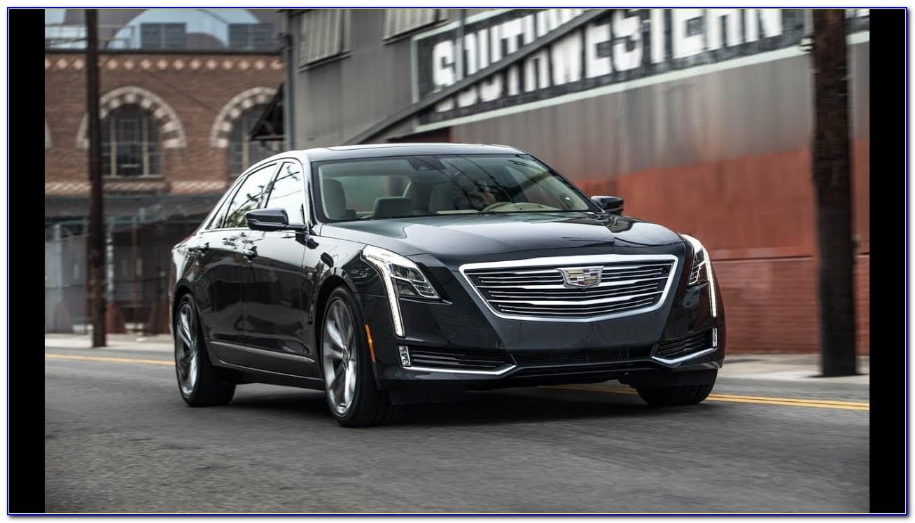 2016 Cadillac Ct6 Brochure