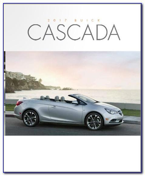 2016 Chevy Trax Brochure