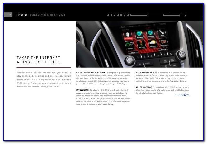 2017 Chevrolet Silverado Brochure