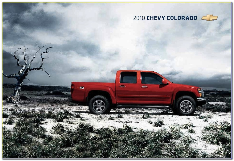 2017 Chevy Colorado Brochure