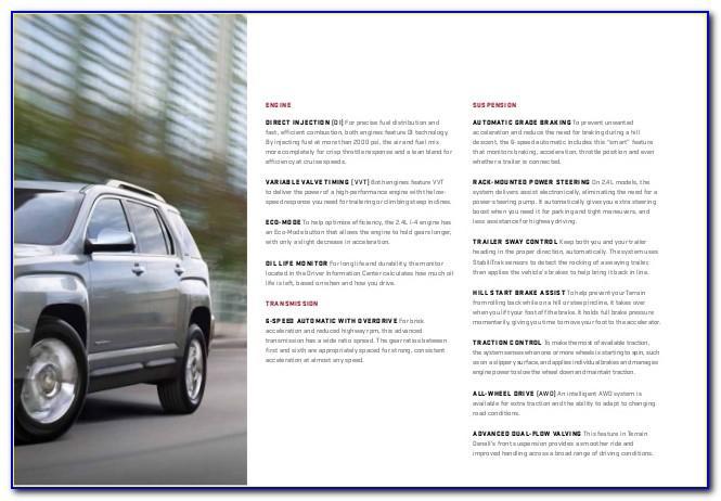 2017 Chevy Silverado 2500 Brochure