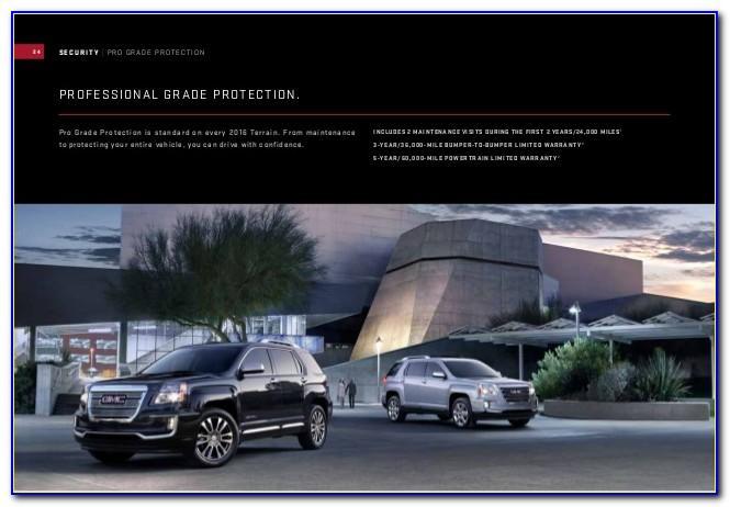2017 Chevy Silverado Hd Brochure