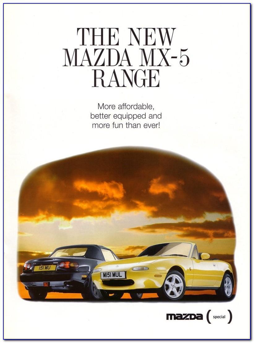 2017 Mazda 3 Brochure Pdf