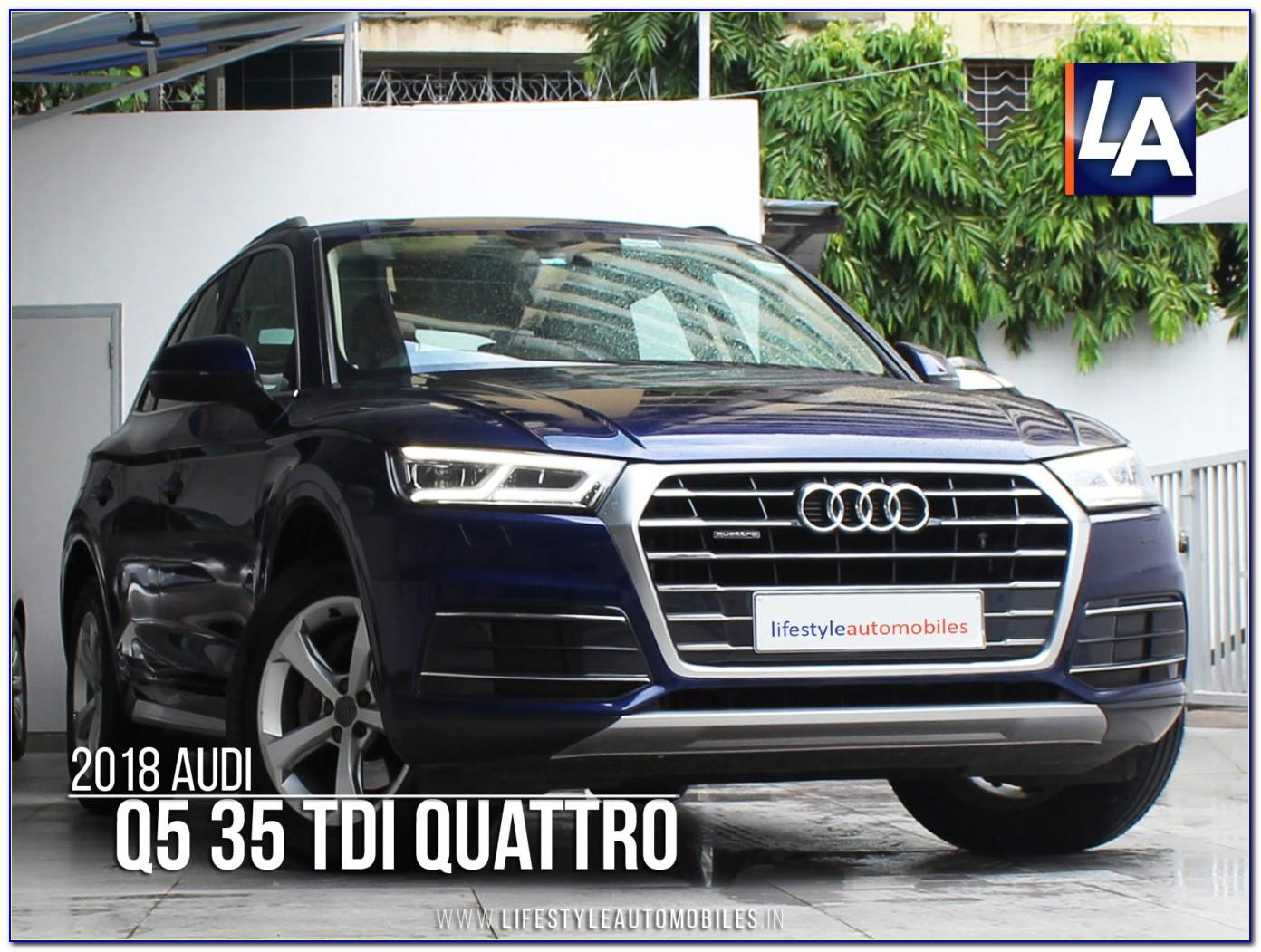 2018 Audi A4 Brochure Pdf