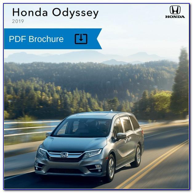 2019 Honda Pilot Brochure Pdf