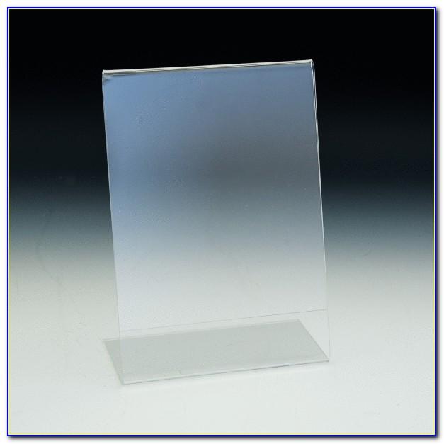 5x7 Acrylic Brochure Holder