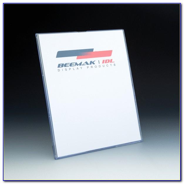 5x7 Brochure Holder
