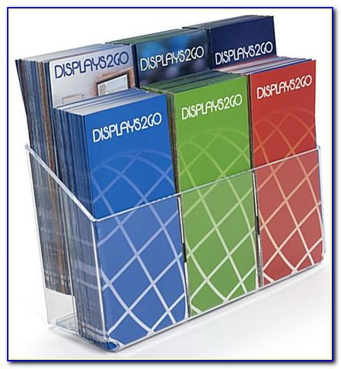 6 Brochure Holder
