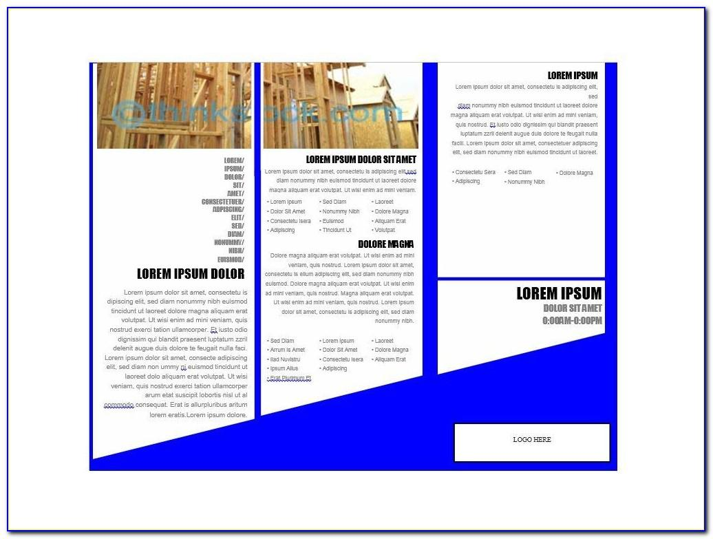 Brochure Template 10