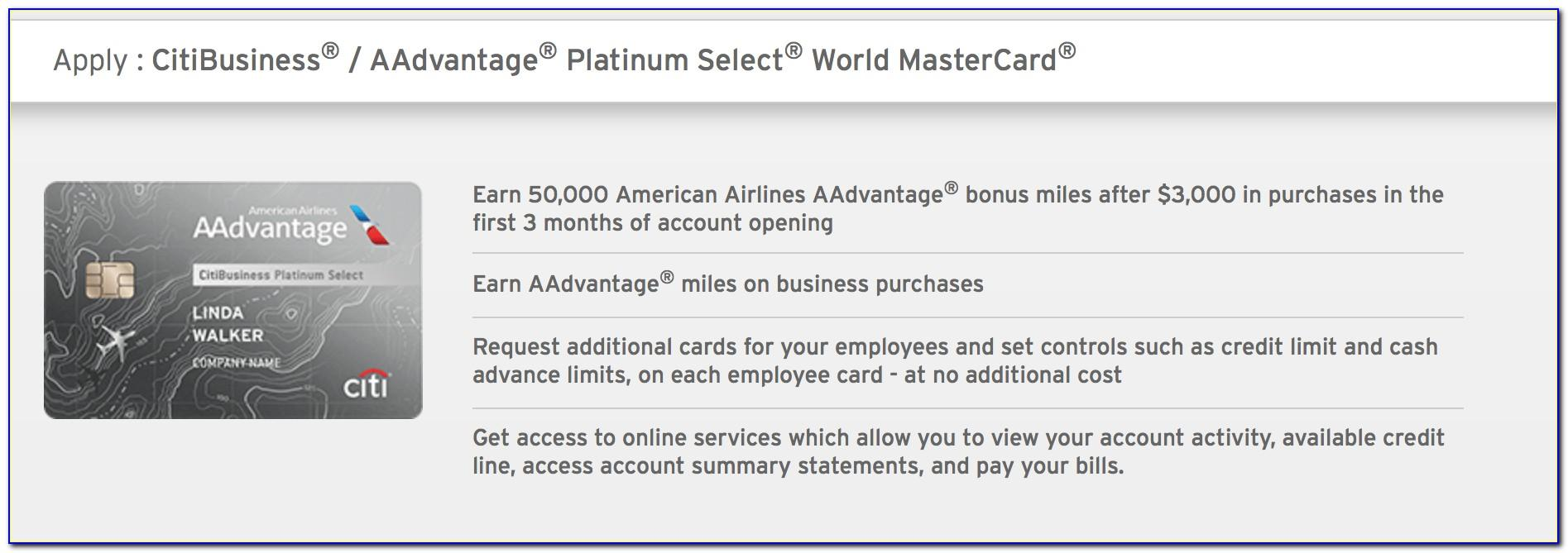 Aa Business Card 60k