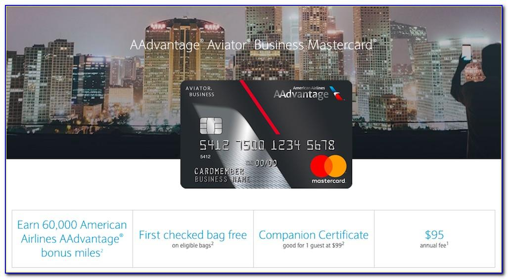 Aa Business Card Benefits