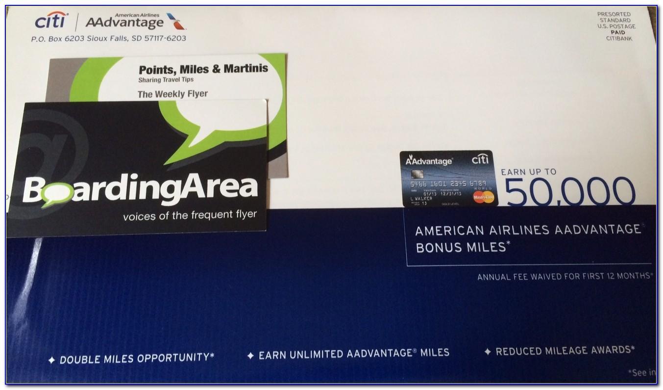 Aa Business Card Bonus