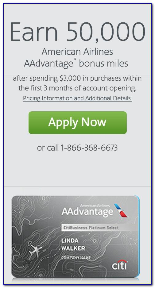 Aadvantage Business Card Barclays