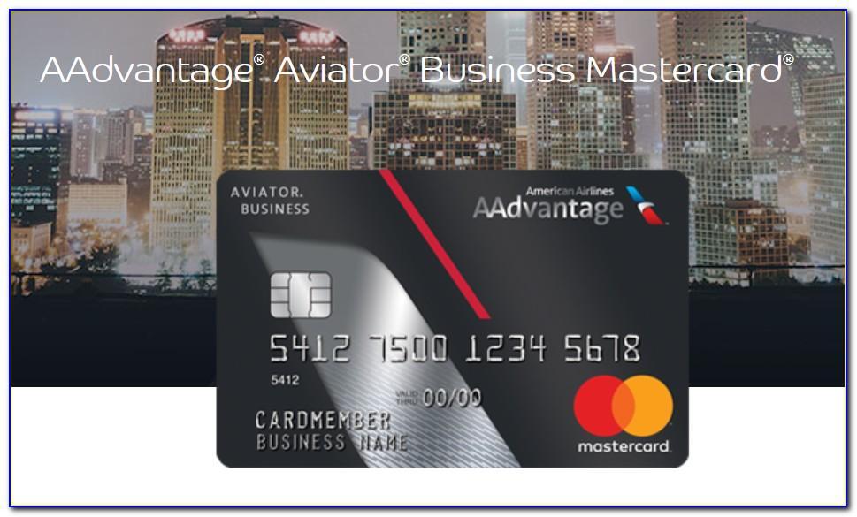 Aadvantage Business Card