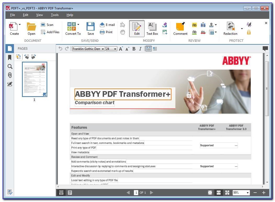 Abbyy Business Card Reader App