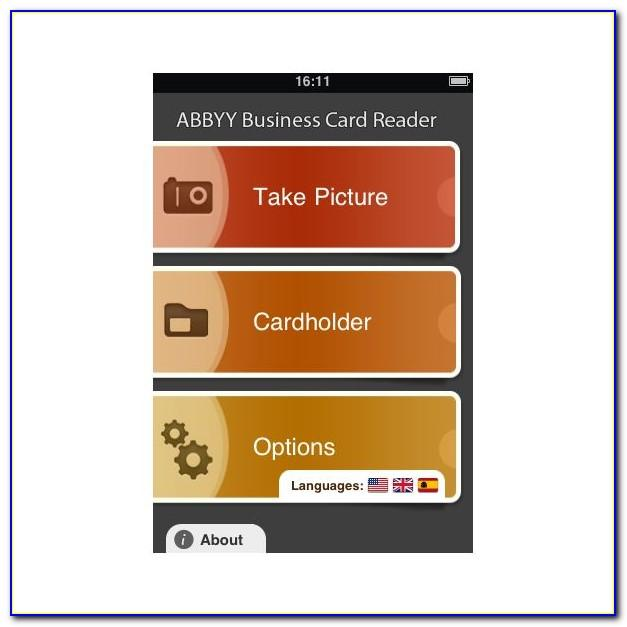 Abbyy Business Card Reader Cost