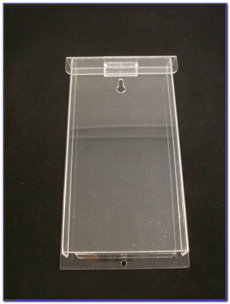 Acrylic Brochure Box