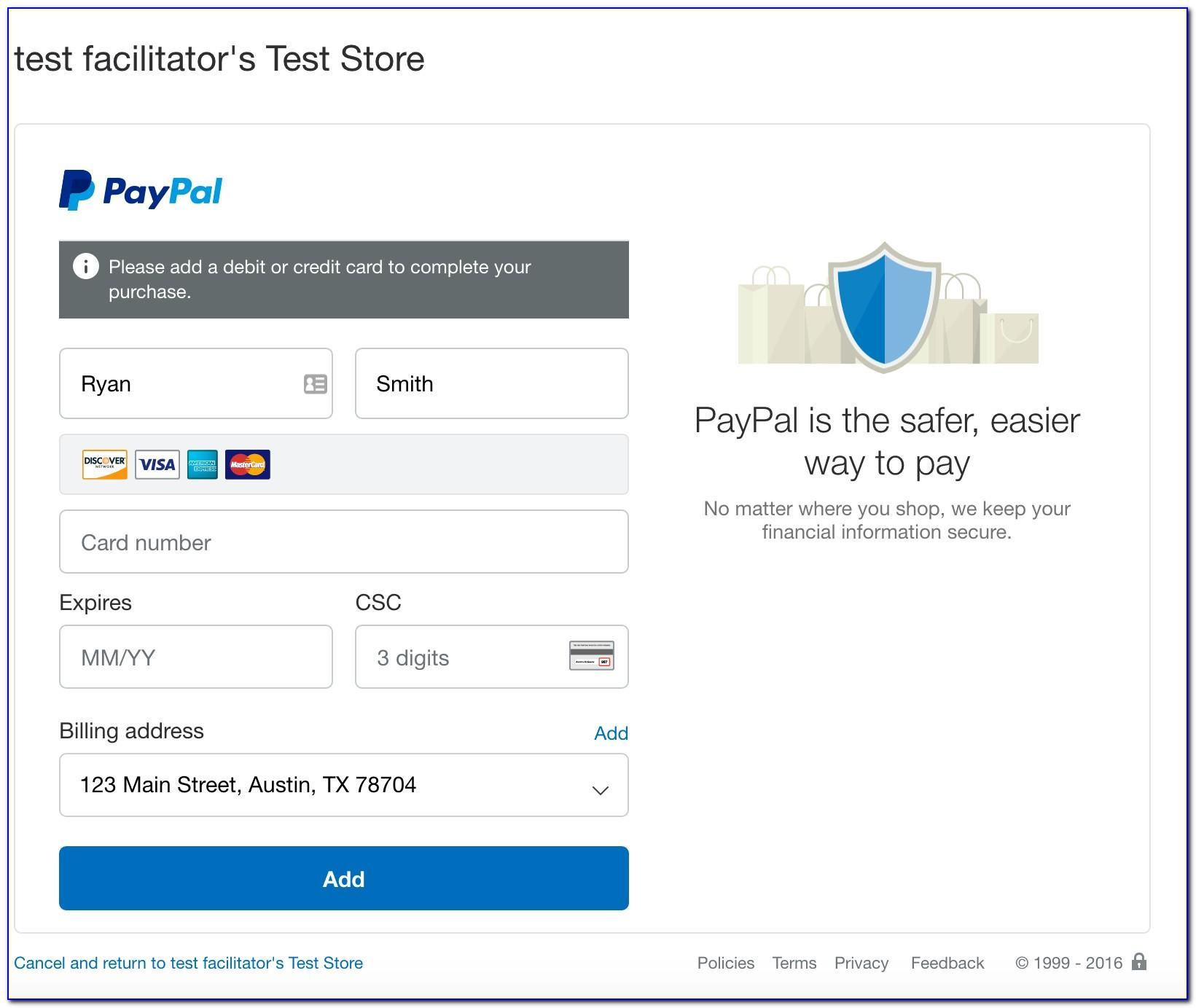 Activate Paypal Business Debit Card