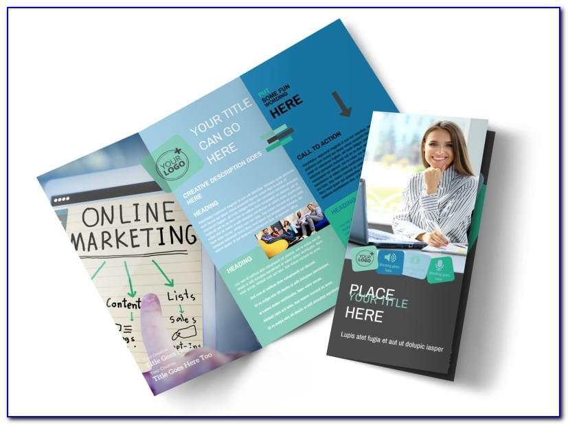 Advertising Agency Brochure Templates