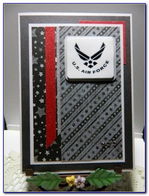 Air Force Bmt Graduation Announcements