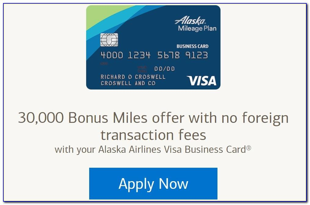 Alaska Airlines Business Card Review