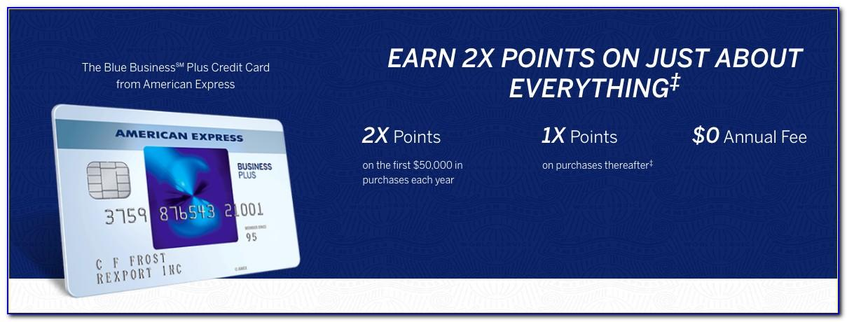 American Express Blue Business Card Review