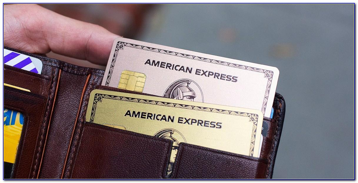 American Express Blue For Business Card