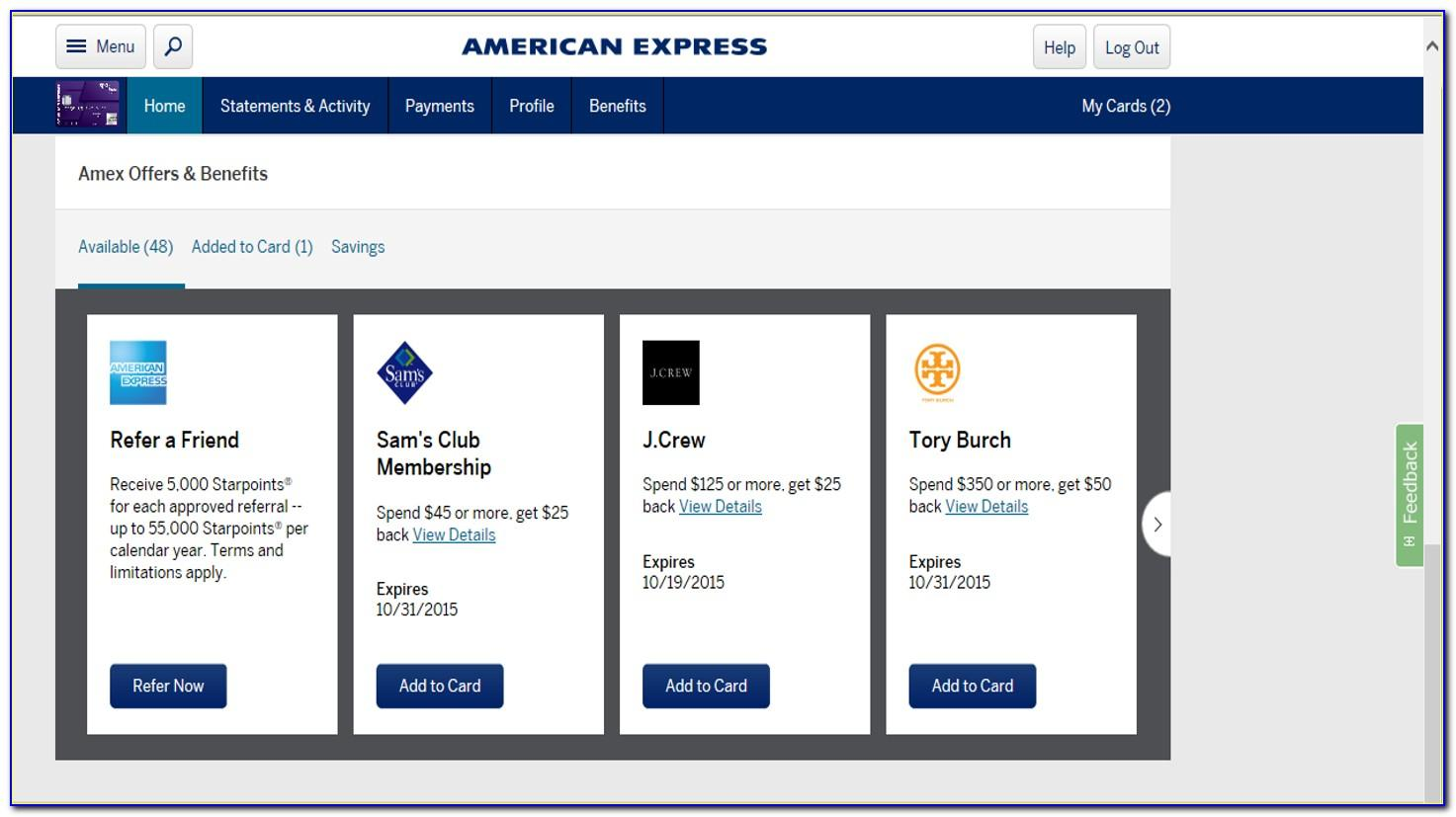 American Express Business Card Pre Approval