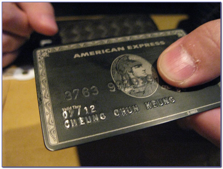 American Express Business Centurion Benefits