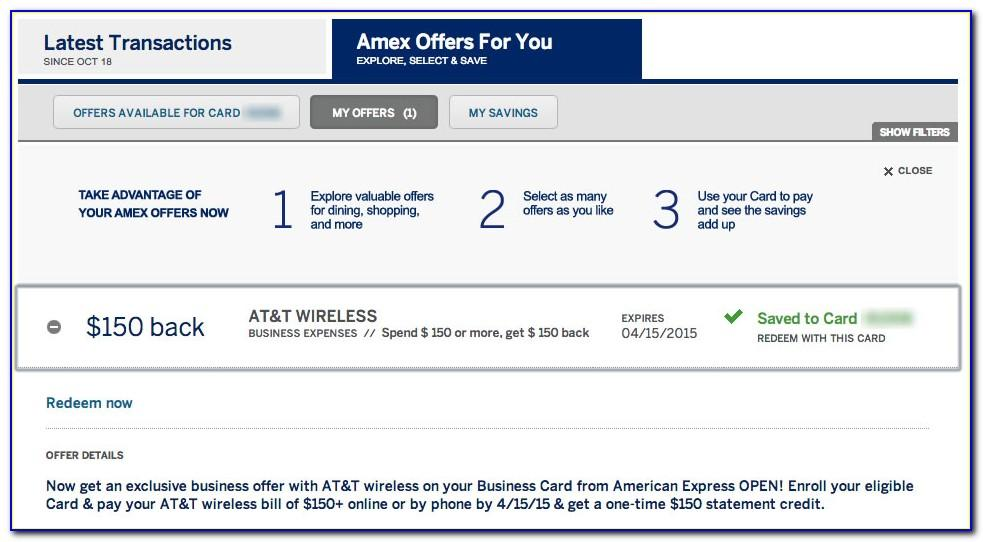 American Express Business Credit Card Pre Approval