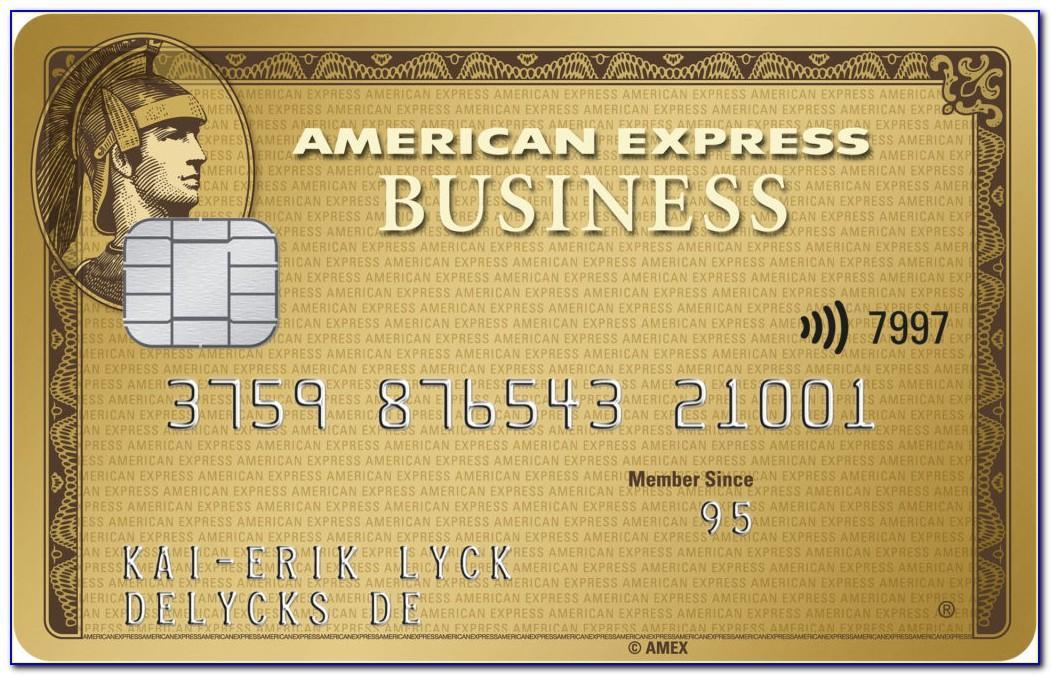 American Express Hilton Business Card