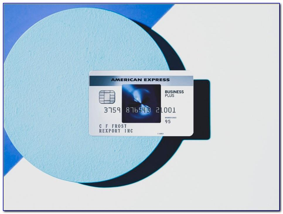 Amex Blue Business Card Benefits