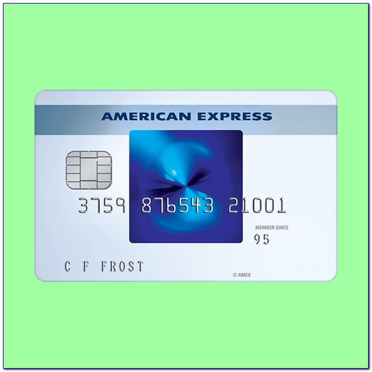Amex Blue Business Card Review