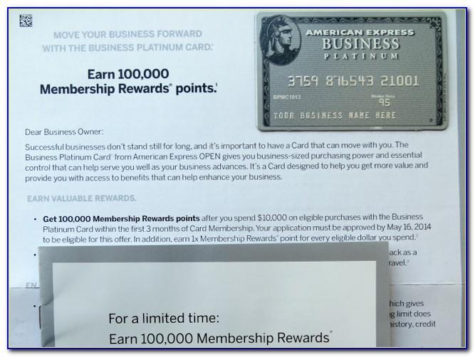 Amex Business Green Rewards Card