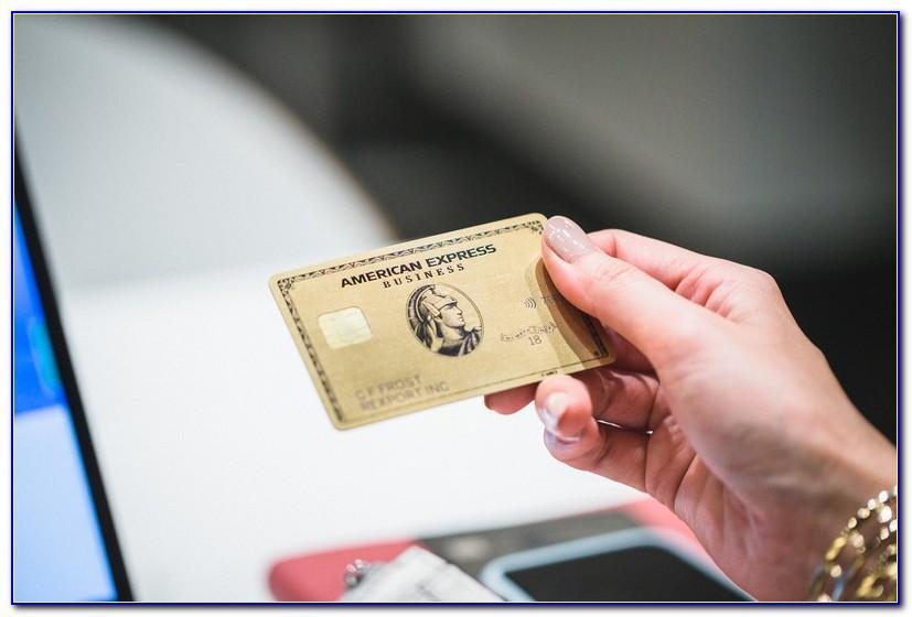 Amex Hilton Business Credit Card