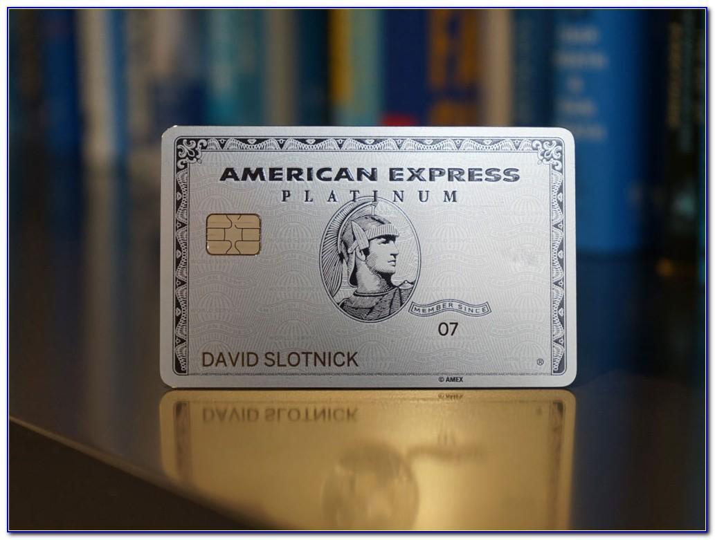 Amex Platinum Business Card Australia