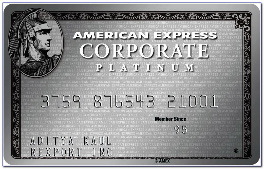 Amex Platinum Business Card Limit