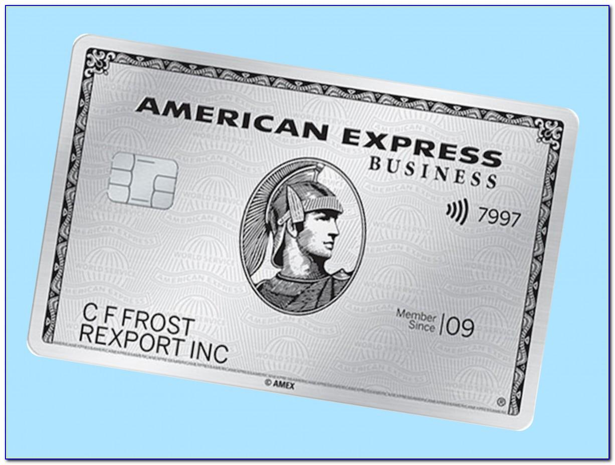 Amex Platinum Business Card Requirements