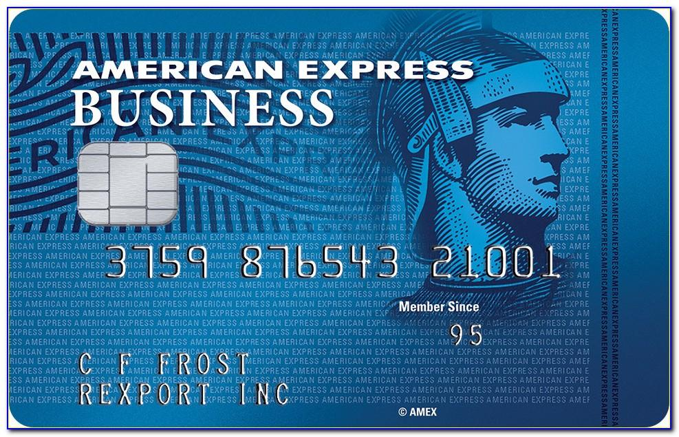 Amex Small Business Cards