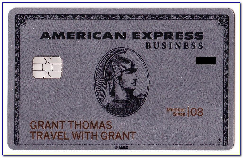 Amex Small Business Charge Card