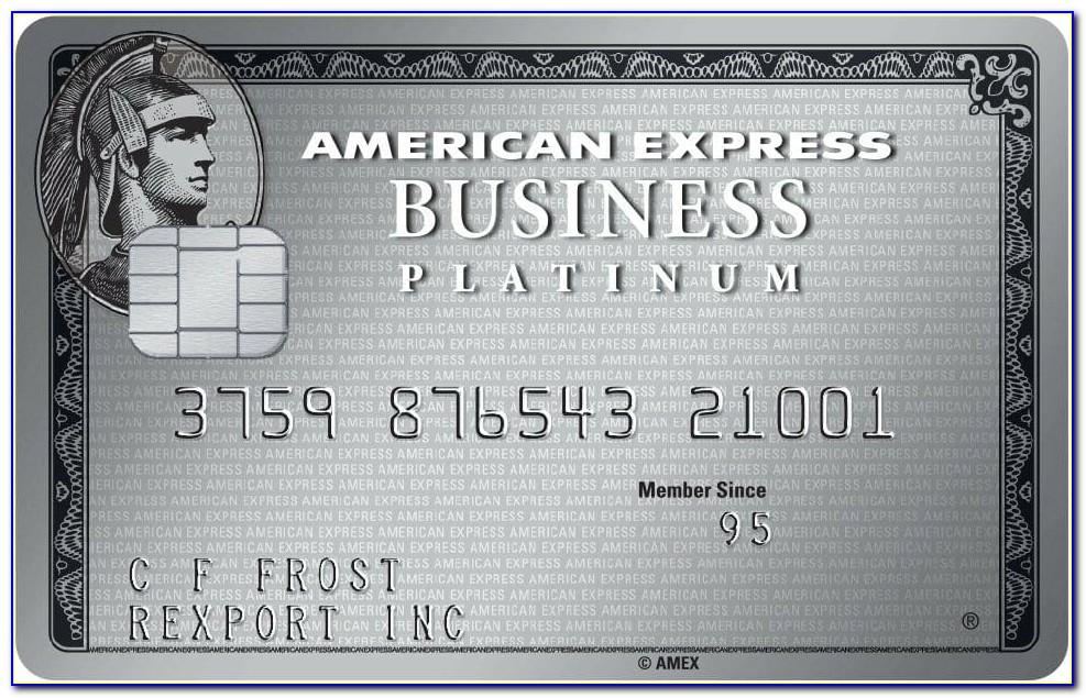 Amex Small Business Credit Card