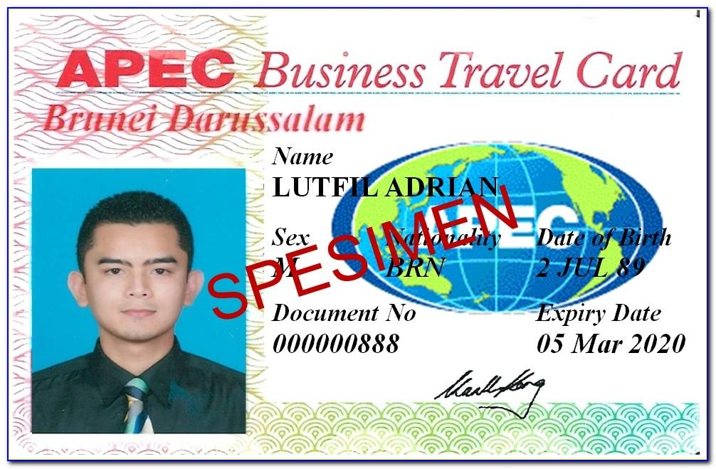 Apec Business Travel Card Country List