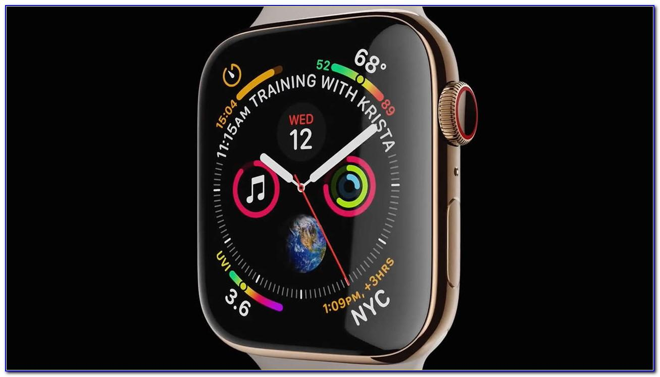 Apple Watch 4 Announcement Date