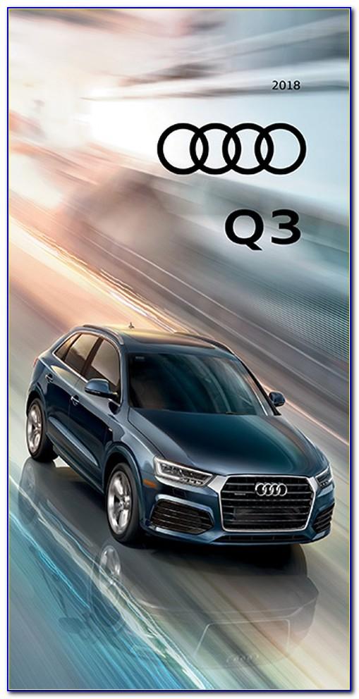 Audi Q3 2019 Canada Brochure Pdf