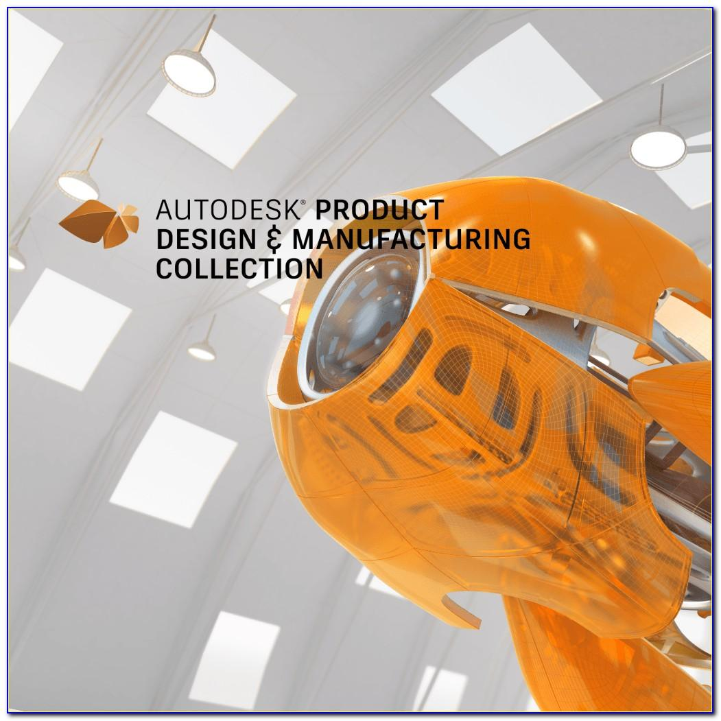 Autodesk Product Design & Manufacturing Collection Brochure