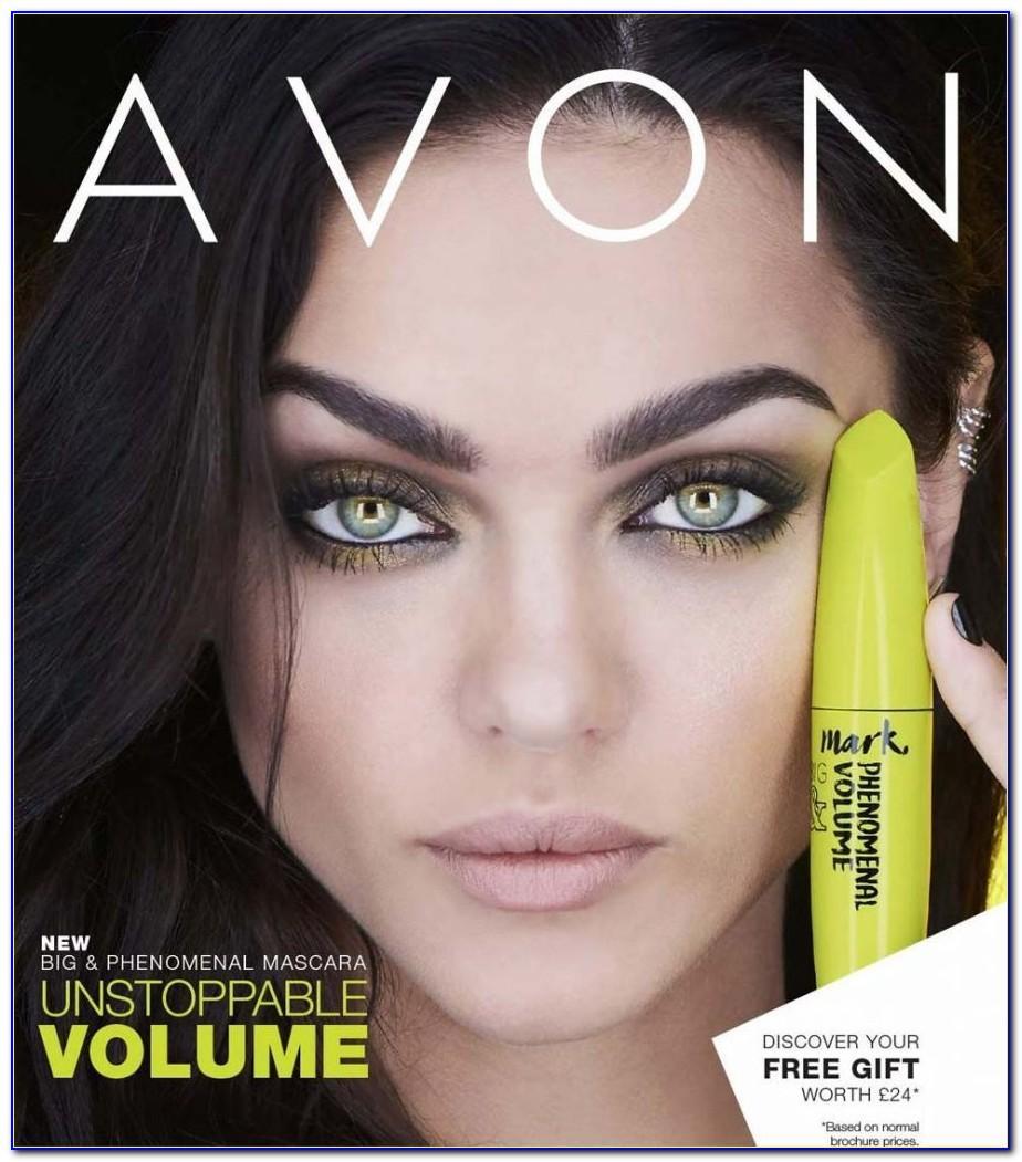 Avon Brochure 8 Sale Book