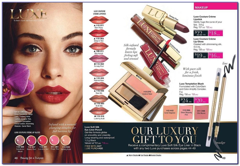 Avon Campaign 8 2018 Brochure