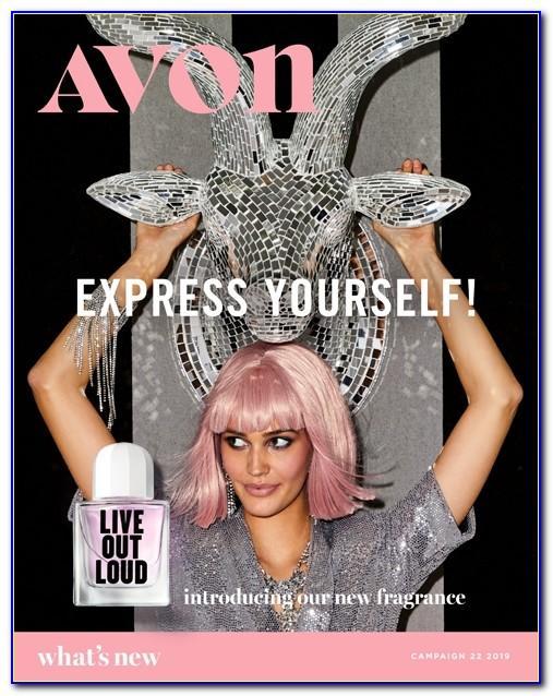 Avon E Brochure Campaign 22